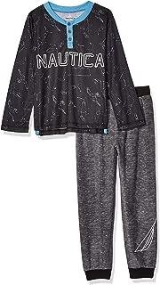 Boys' Big Micro Fleece Pajama Set