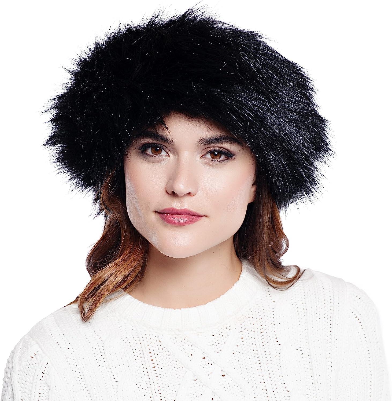 Donna Salyers Fabulous Furs Halo