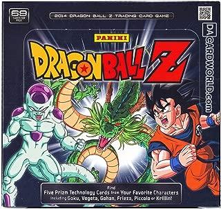 Panini Dragon Ball Z Trading Card Game Starter Box [10 Decks]