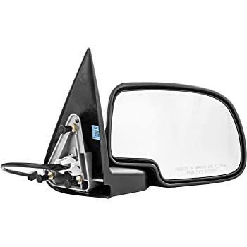 Amazon Com Kool Vue Gm59er Chevy Silverado Sierra Passenger Side Mirror Power Chrome Automotive