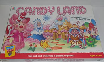 Candy Land Candyland Board Game 1999 Edition