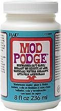 Mod Podge Dishwasher Safe Waterbased Sealer, Glue and Finish (8-Ounce), CS15059 Gloss, 8 Ounce