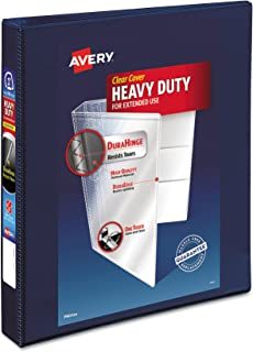 Avery Heavy Duty View 3 Ring Binder, 1