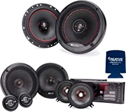 "$409 » MB Quart PS1-316 3-Way 6.5"" Mid-Bass, 4"" Mid-Range, 1"" Tweeter Component System with Reference RK1-116 6.5"" Coax Bundle"