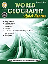 World Geography Quick Starts Workbook
