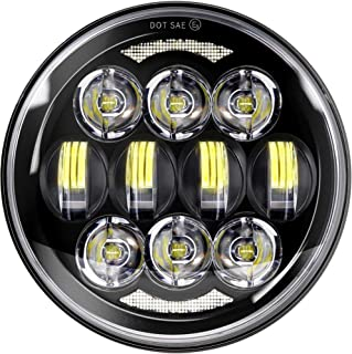SUP-LIGHT 5.75 Inch LED Motorcycle Headlights for 5-3/4