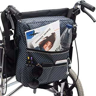 bags for back of wheelchairs