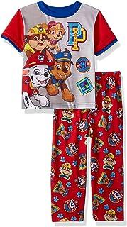 Nickelodeon Baby Boys' Paw Patrol 2-Piece Fleece Pajama Set