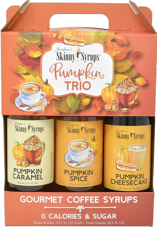 Jordans Sugar Free Skinny Japan Maker New Syrups Pumpkin Atlanta Mall Pack: Spice 3