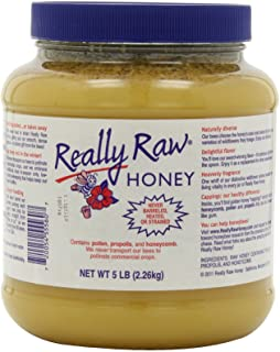 Really Raw Honey, 2.27 kg