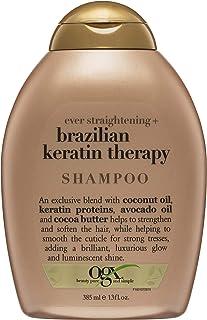 OGX Organix Ever Straight Shampoo Brazilian Keratin Therapy 13 oz