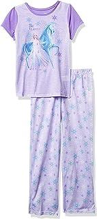 Disney Girls' Frozen Pajama Set