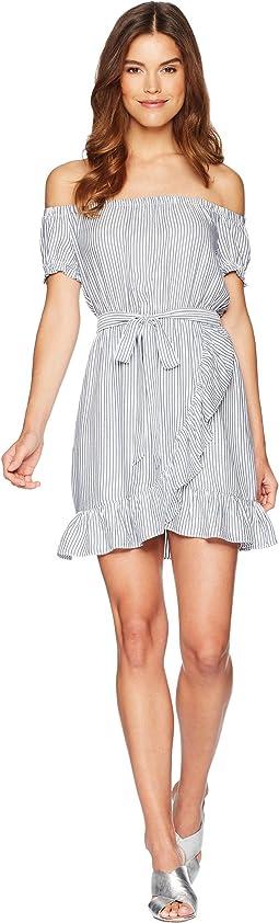 Bardot Bobbi Stripe Dress