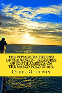 The voyage to the end of the world