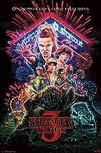 Trends International Netflix Stranger Things: Season 3 - One Sheet Wall Poster, 22.375