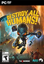 Destroy All Humans! Standard Edition - PC [Online Game Code]