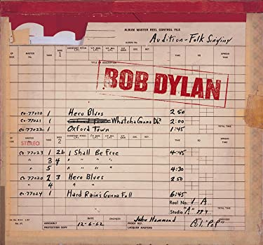 Bob Dylan - Limited Edition Catalog Box Set
