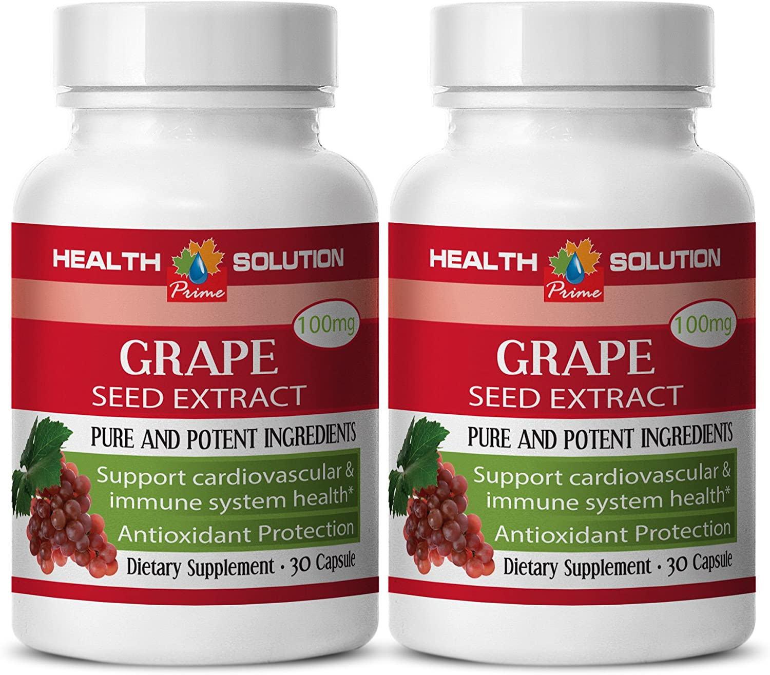 Immune Clearance SALE Limited time Support Supplement Direct store - Extr Extract Seed Grape