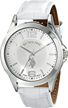 U.S. Polo Assn. Classic Men's USC50202 Analog Display Analog Quartz White Watch