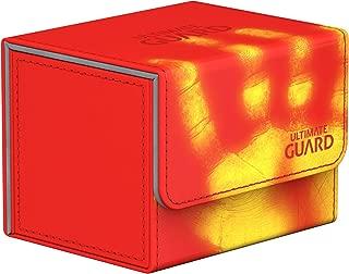 Ultimate Guard Deck Box: Sidewinder 100+ ChromiaSkin Red