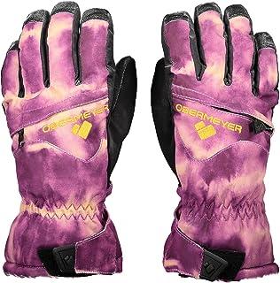Obermeyer Girls Lava Glove, Tie-Da!, Small