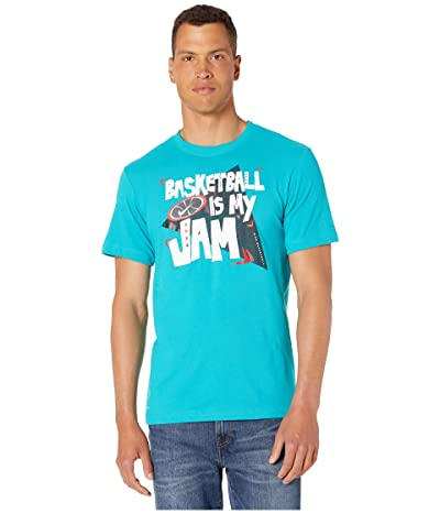 Nike Dry Tee Basketball Jam (Spirit Teal/Spirit Teal/Anthracite) Men