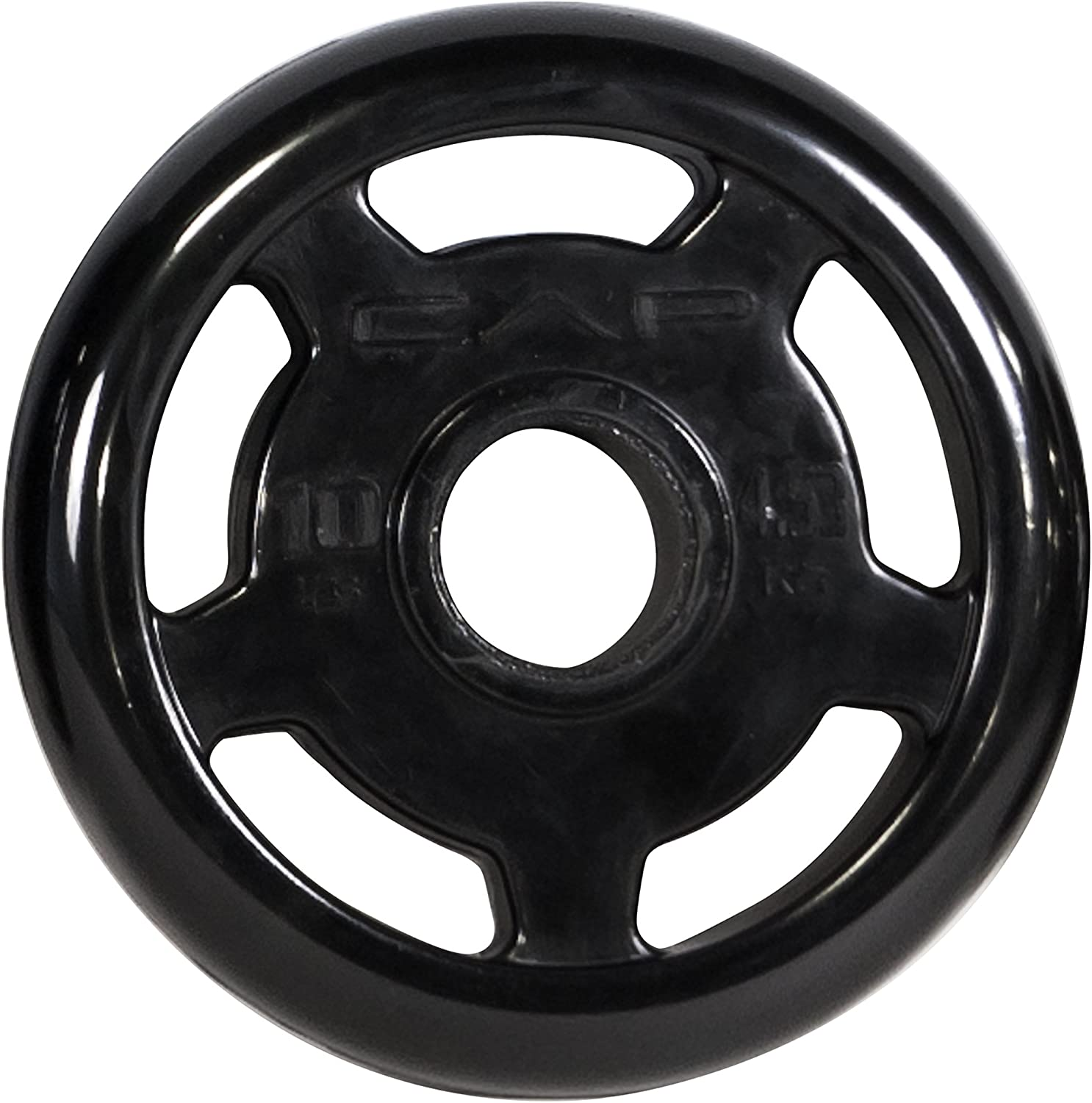 CAP Barbell Commercial Urethane Coated 2  Olympic Plate