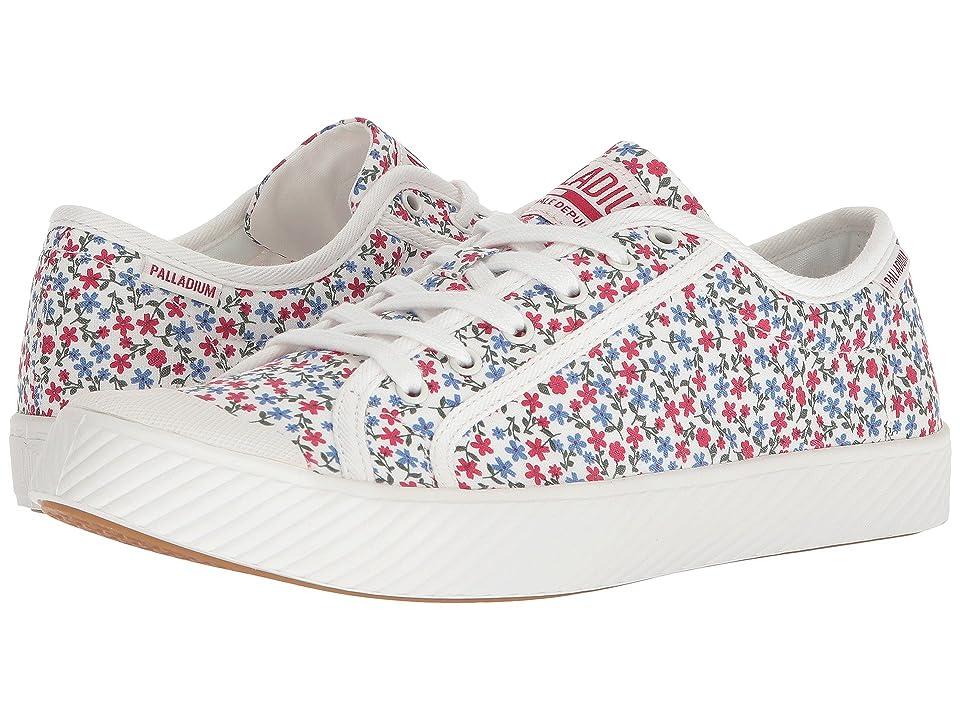 Palladium Pallaphoenix CVS PRT (Marshmallow/Barberry) Athletic Shoes