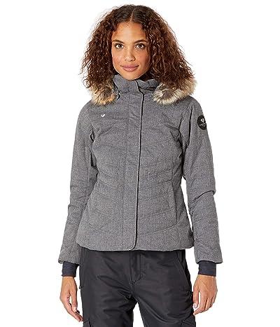 Obermeyer Petite Tuscany II Jacket (Charcoal) Women