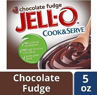 Jell-O Cook & Serve Chocolate Fudge Pudding & Pie Filling, ...