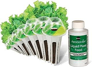 AeroGarden Salad Greens Mix Seed Pod Kit, 7 pod