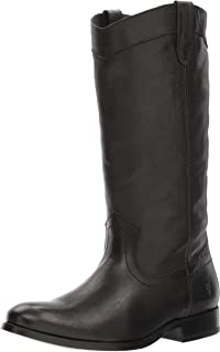 FRYE Women's Melissa Pull on Western Boot
