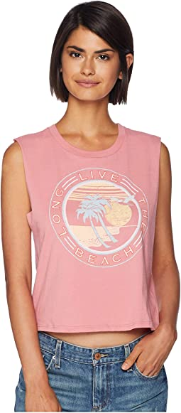 Long Live the Beach Tee