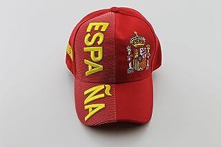 IDM Cap Spanien rot