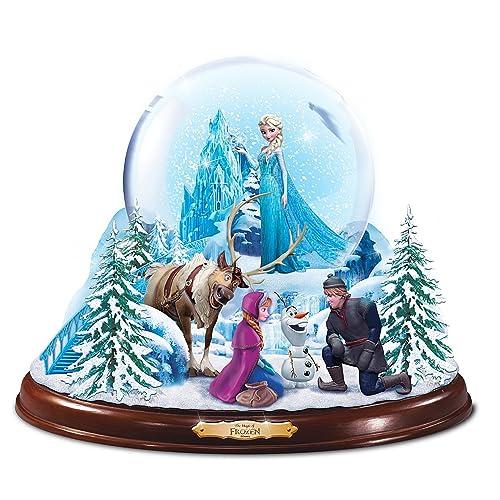 best deals on online for sale 50% off Disney Snow Globes: Amazon.com