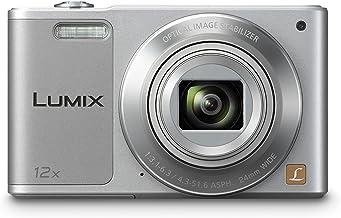 Panasonic Lumix DMC-SZ10 - Cámara compacta, Plateado (Importado)