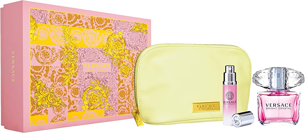 Versace set fragranze per donna - 100 ml 8011003843633