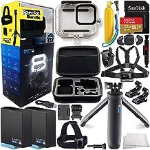 $399 » GoPro HERO8 (Hero 8) Action Camera (Black) 2019 Bundle & Additional Accessories - Includes: Extreme 32GB microSD, 2X Recha...