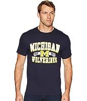 Michigan Wolverines Jersey Tee