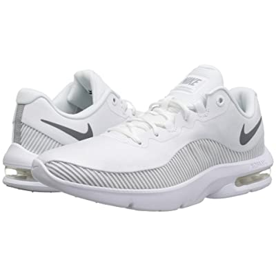 Nike Air Max Advantage 2 (White/Wolf Grey/Pure Platinum/Cool Grey) Women