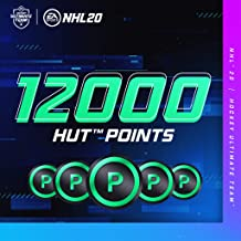 NHL 20 Ultimate Team NHL Points 12000 - [PS4 Digital Code]