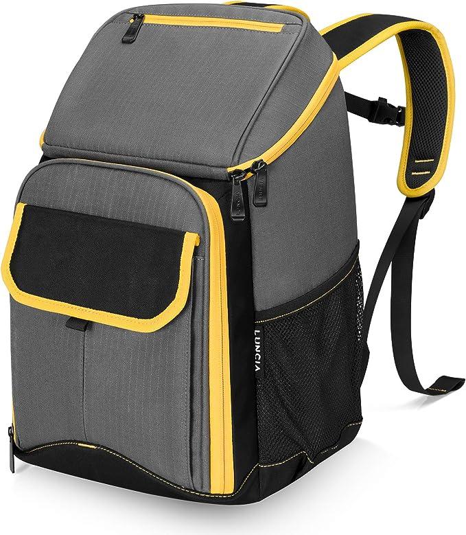 81 opinioni per LUNCIA Cooler Backpack 18L 25-Can zaino termico impermeabile isolato morbido