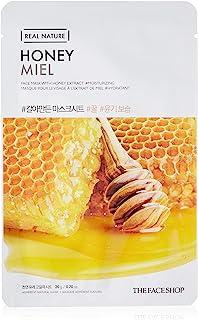The Face Shop Real Nature Honey Face Mask Sheet 20 G, 20 g
