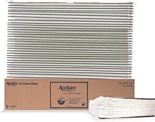 Best Aprilaire 501 Replacement Furnace Air Filter for Aprilaire Whole Home Electronic Air Purifier Model: 5000, MERV 16, Allergy, Asthma, & Virus Air Filter (Pack of 2) Review
