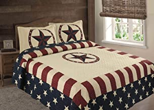 Texas Flag Bedding