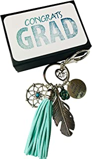 2019 Girls Graduation Gift Key with Gift Packaging, Ready to give! Graduation Gift for Her