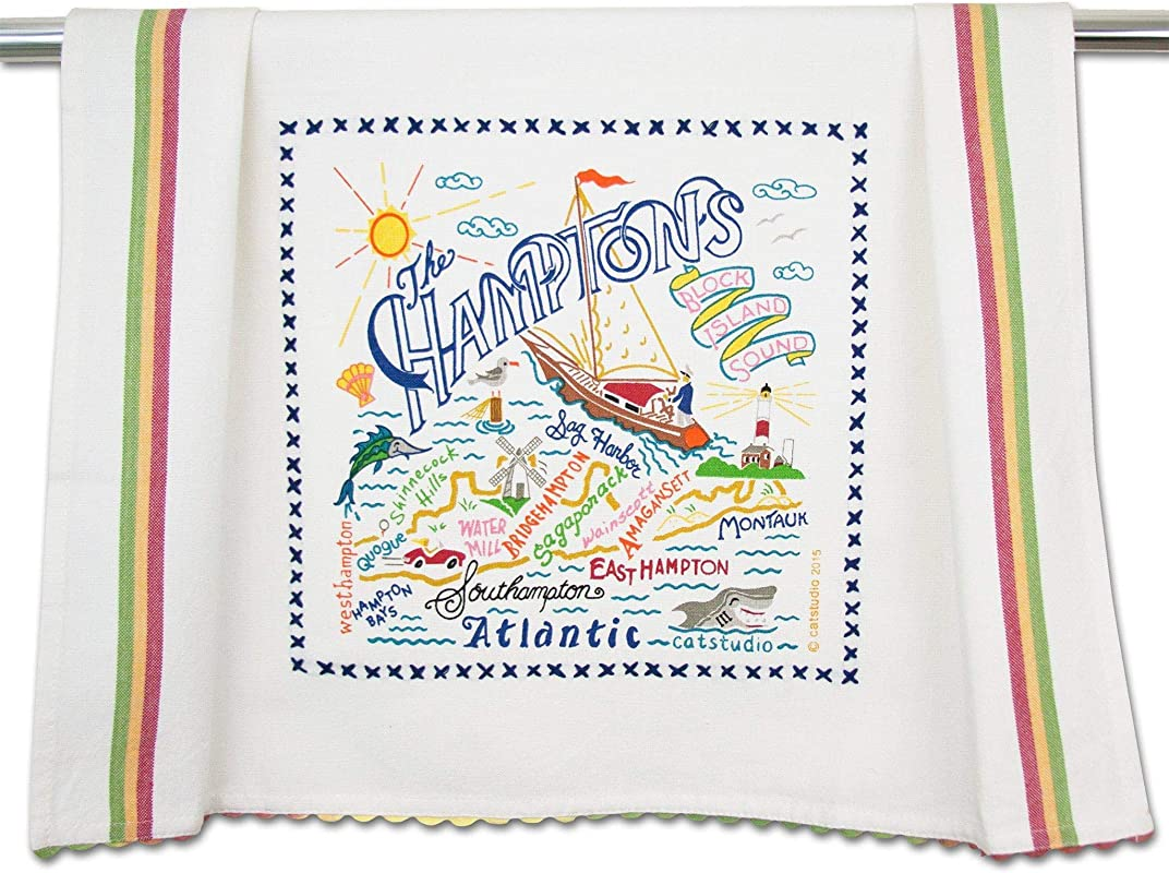 Catstudio Hamptons Dish Towel