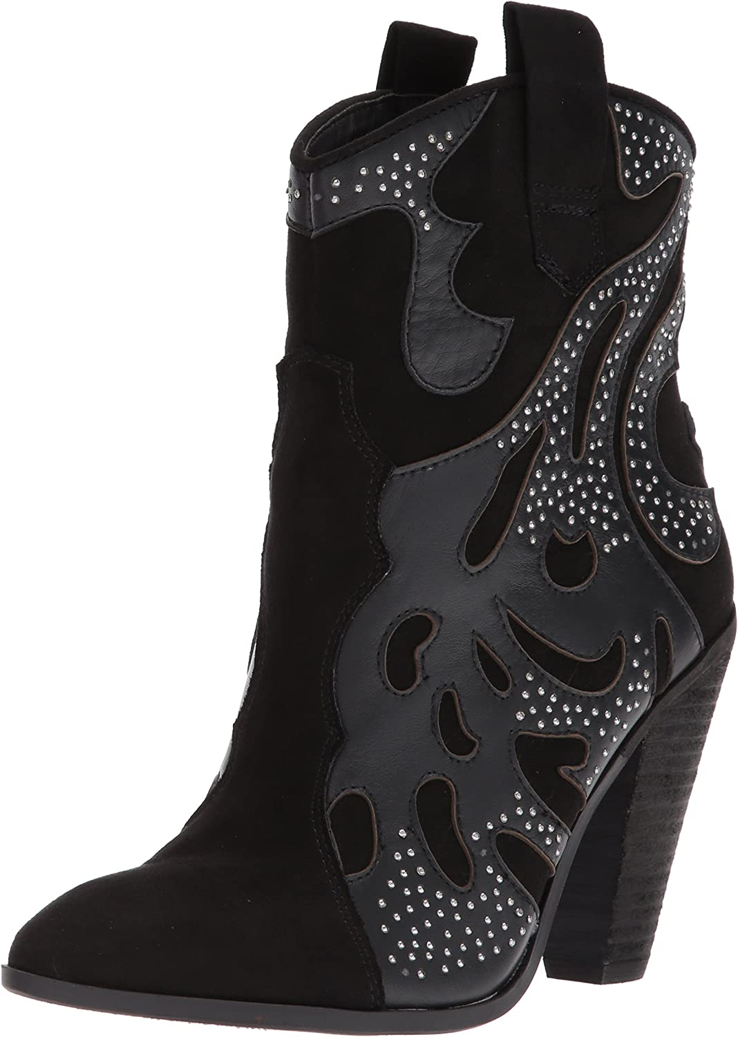 Carlos by Carlos Santana Womens Sterling Fashion Boot