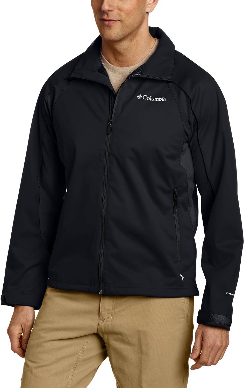 Columbia Men's Tectonic Softshell Jacket