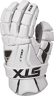 STX Lacrosse Cell 4 手套,白色,小号